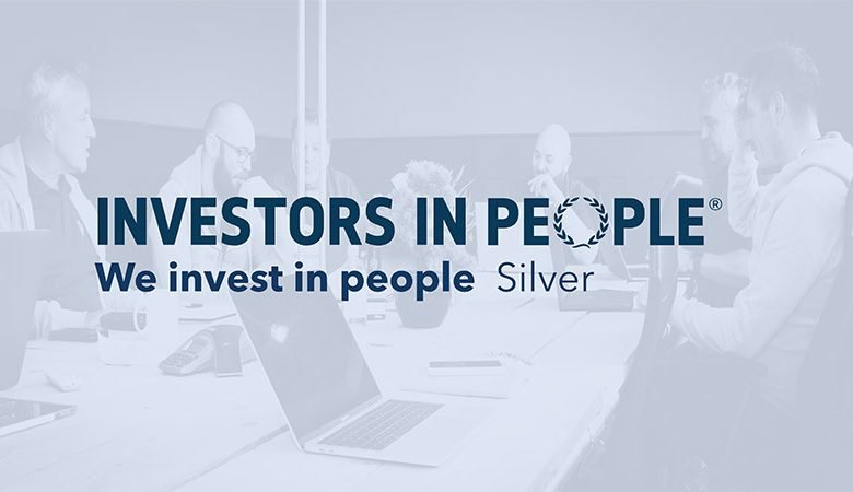 We Did It! We are Investors in People - SILVER