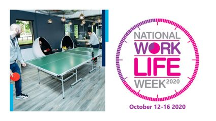 IT Naturally is Taking Part in Work Life Week 2020